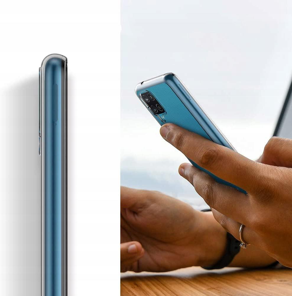 Etui Clear Case 2mm do Samsung Galaxy A12 Typ plecki