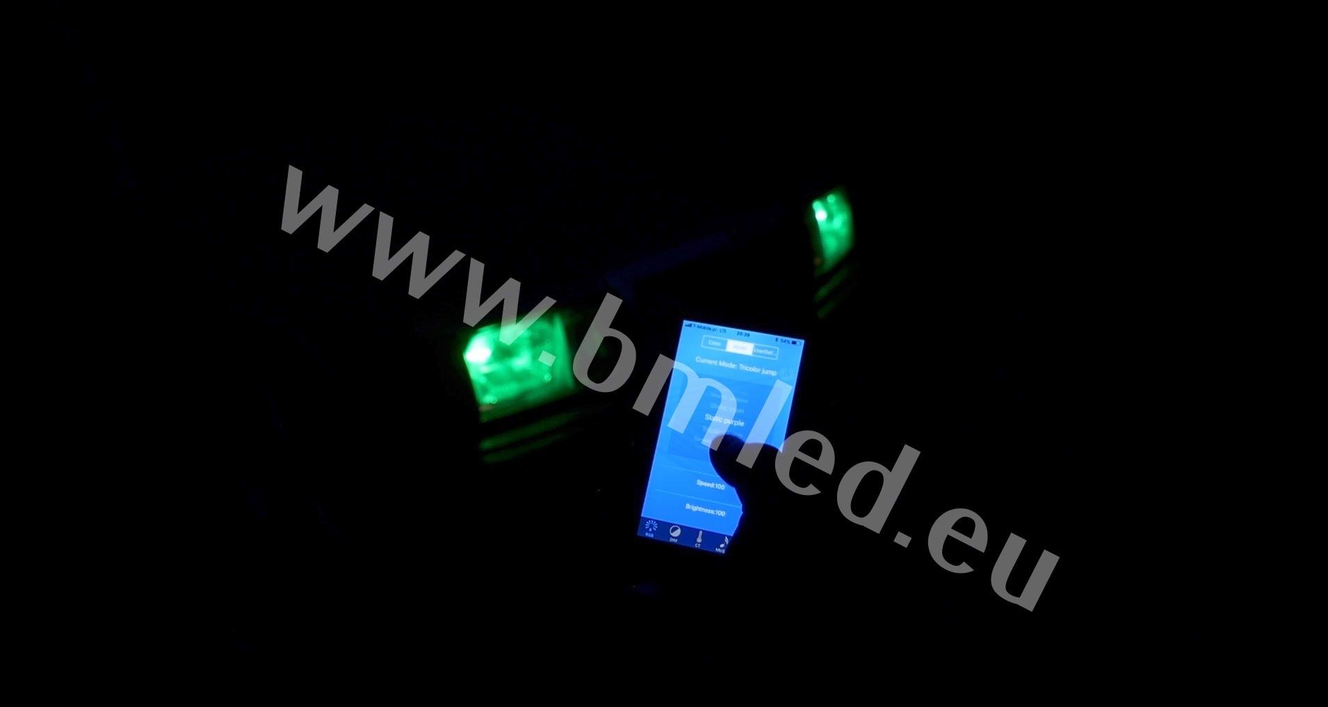 H4 Светодиодные лампы WIFI, авто светодиоды