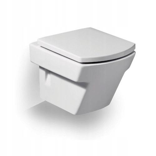 BOWL WC HANGING ROCA HALL + BODY SLOWLY + WC MAT