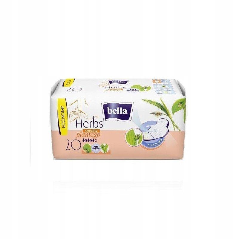Гигиенические прокладки Bella Herbs Sensitive бабушка lancetowat 20