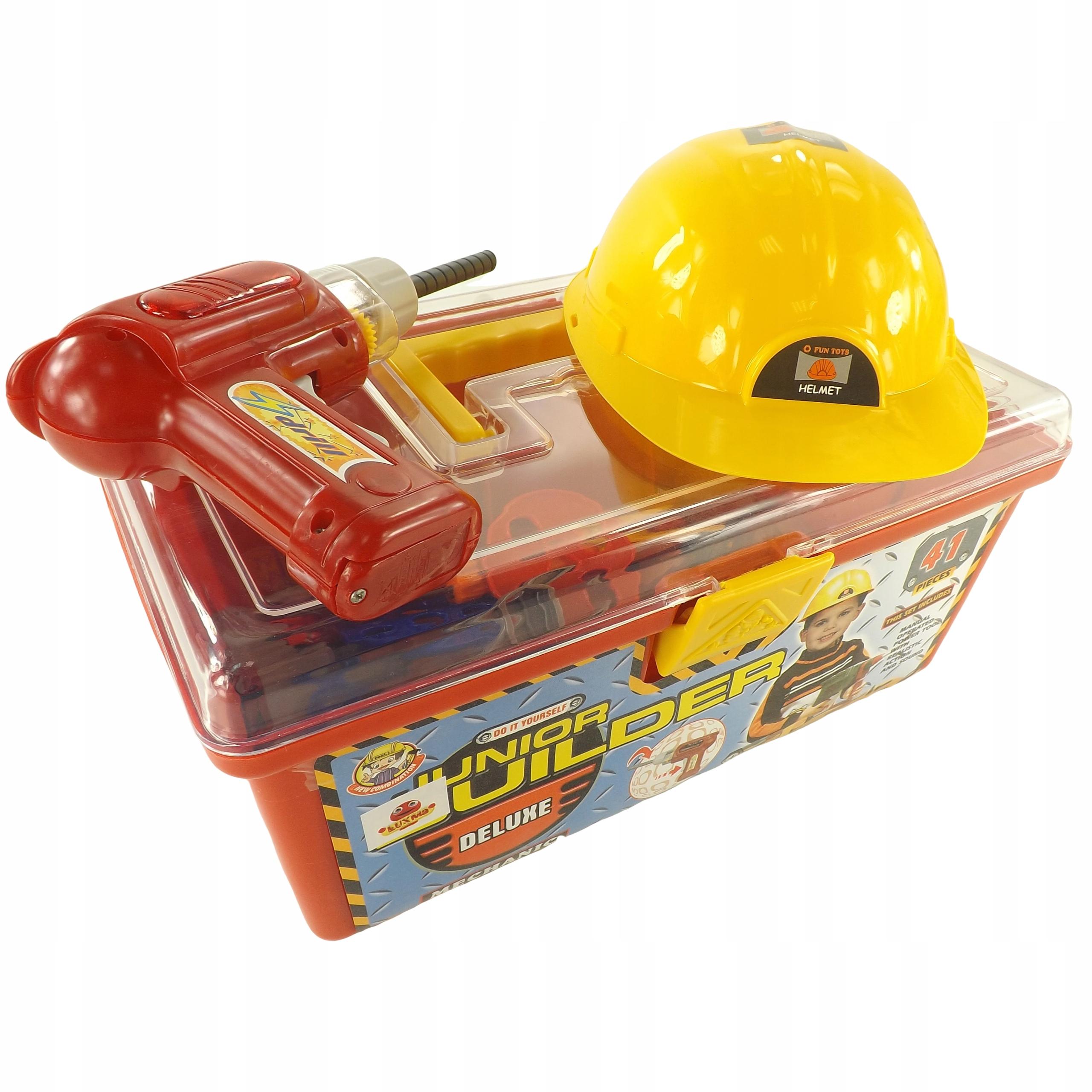 Zestaw Skrzynka Warsztat narzędzia na baterie 2058 Marka inna