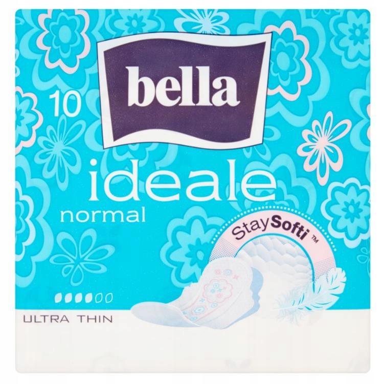 Белла идеале ultra normal гигиенические прокладки 10шт.