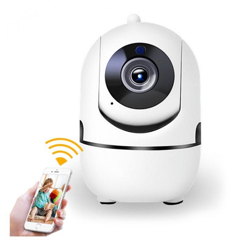 Niania Elektroniczna Kamera Wifi Obrotpwa Full Hd