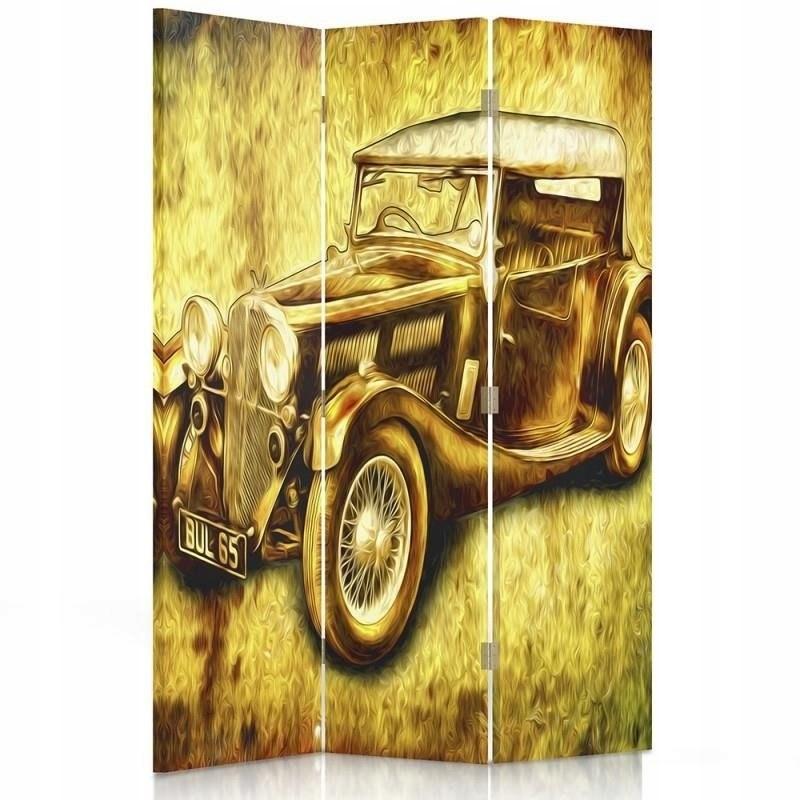 Izbová obrazovka, automatické retro 110 x 150
