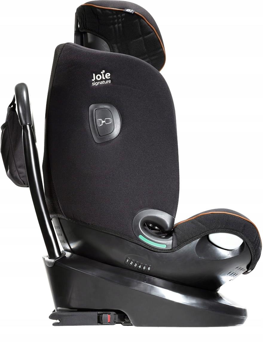 FOTELIK JOIE I-SPIN GROW I-SIZE 360 0-25KG HARBOUR Mocowanie fotelika względem kierunku jazdy przodem i tyłem do kierunku jazdy