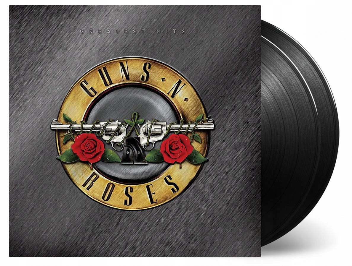 Item Guns N' Roses GREATEST HITS (NEW) we RECOMMEND!!