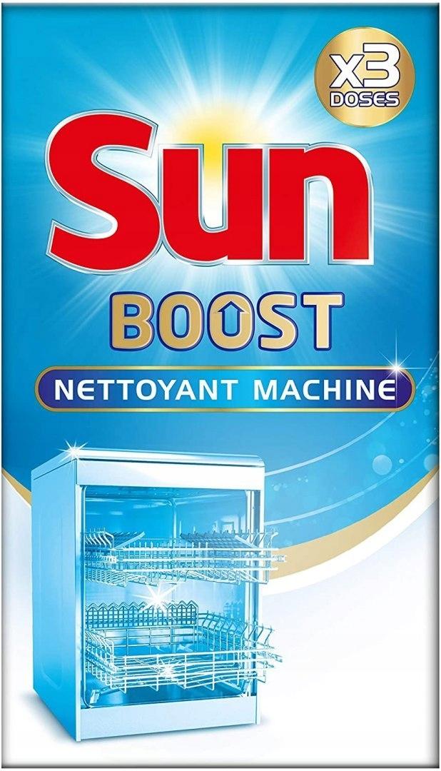 Средство для чистки посудомойки Sun