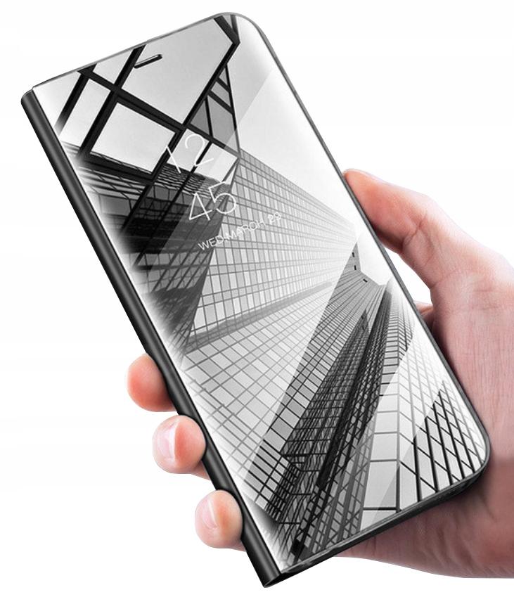Etui do Samsung Galaxy S20 FE Clear View + Szkło Producent INNY