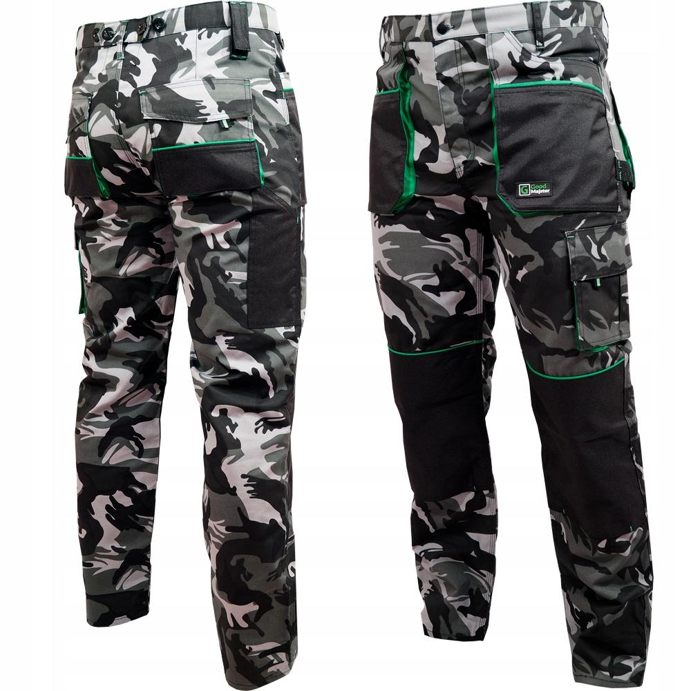 Камуфляжные рабочие брюки CAMO ПОЛКОВНИК размер XL / 56