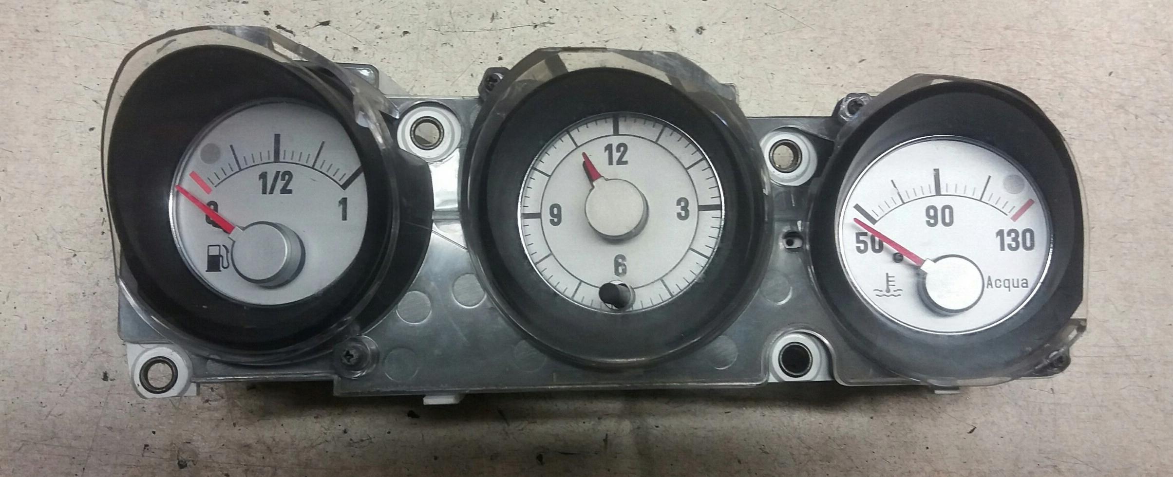 альфа 156 crosswagon комплект показатели 156052674