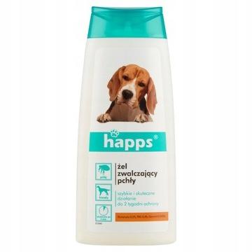 Happs гель от блох для собак 150 мл