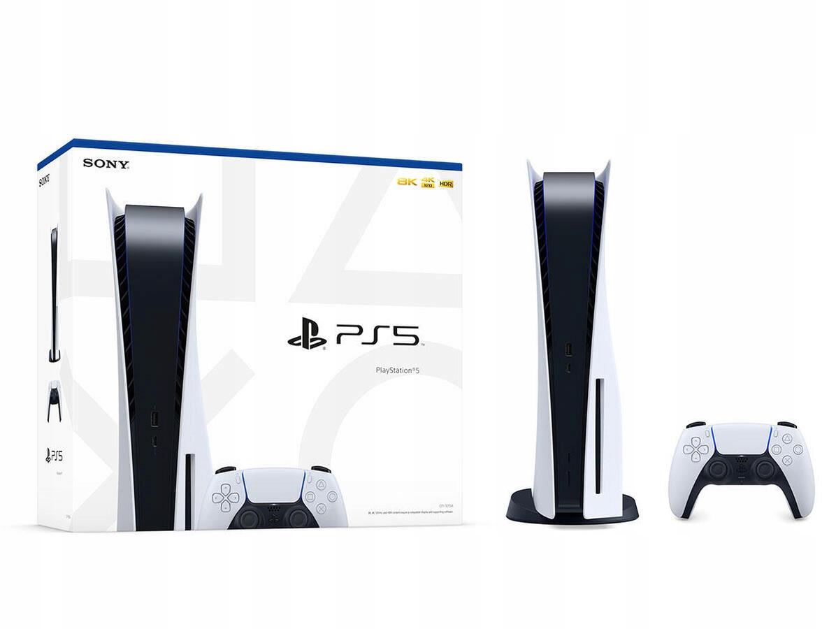 Playstation 5 Wersja z napędem od ręki