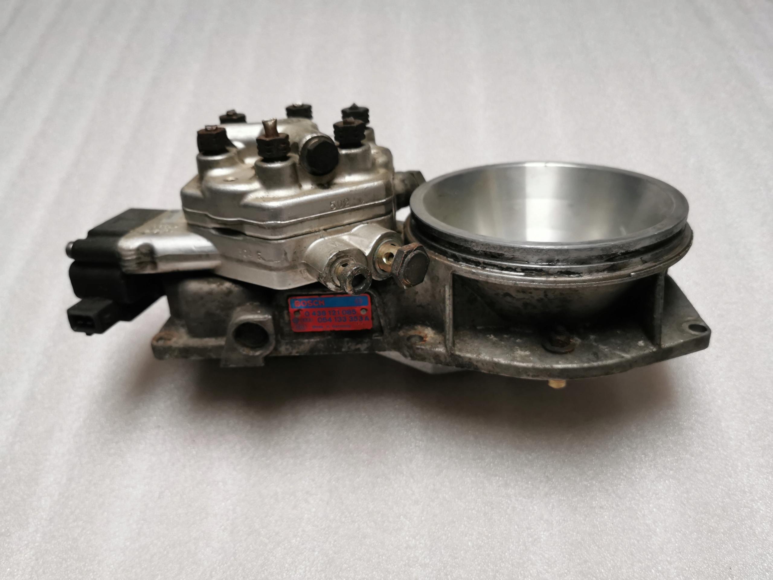 передний топлива audi 80 b3 b4 23 нг 054133353a