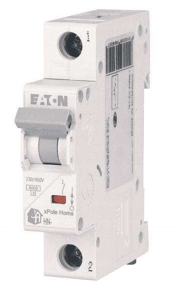 Автоматический выключатель 1P B 16A 6kA AC HN-B16 / 1