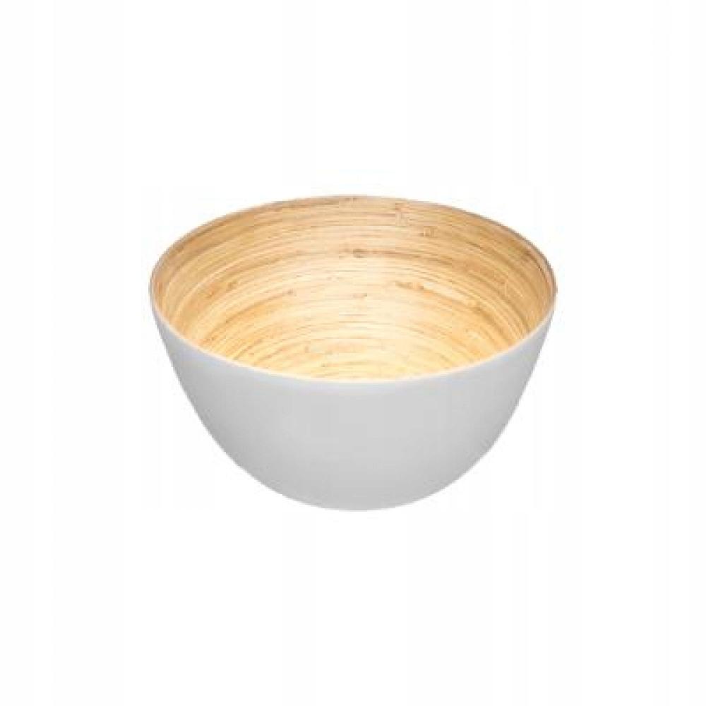 Miska bambusowa salaterka BAMBUS - 17 cm