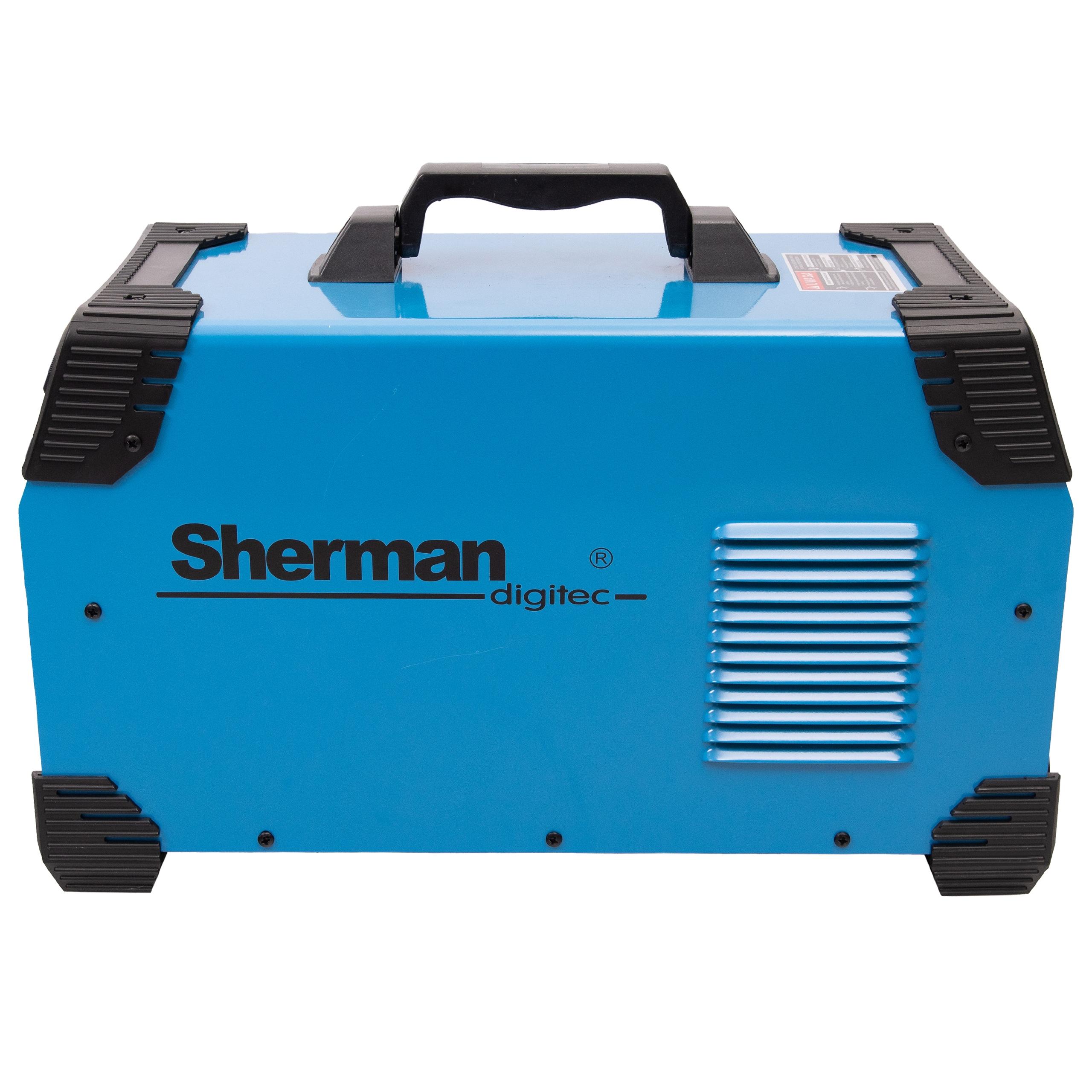 Купить Сварочный аппарат SHERMAN DIGI TIG 200 AC / DC MULTIPRO 200A на Otpravka - цены и фото - доставка из Польши и стран Европы в Украину.