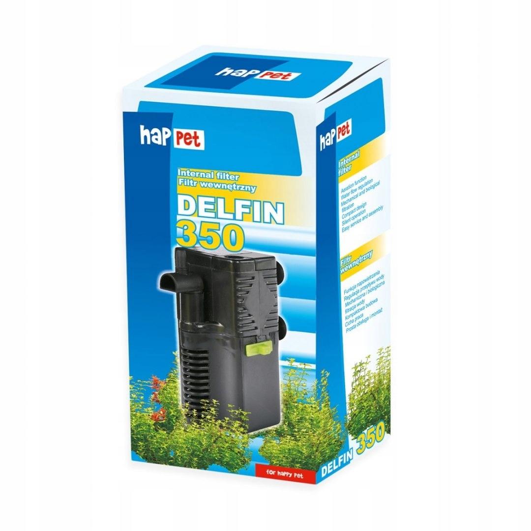 Внутренний губчатый фильтр Happet DELFIN 350
