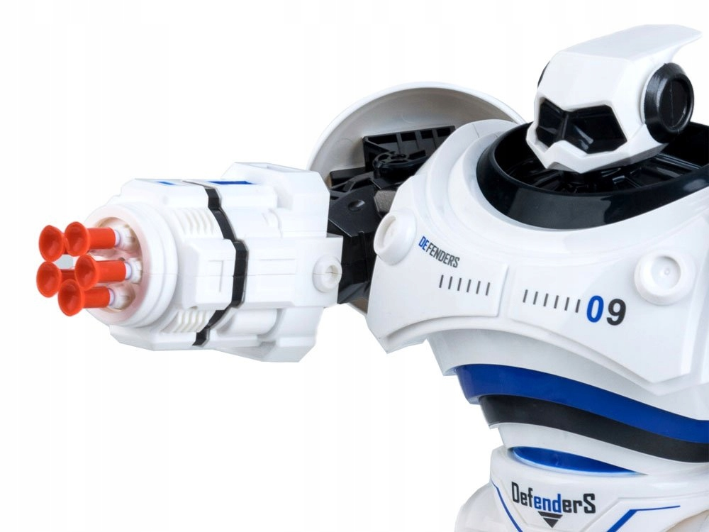 Interaktywny Tańczący ROBOT chodzi + pilot RC0398 Wiek dziecka 3 lata +