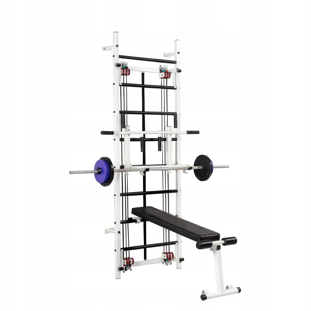 Gymnastický rebrík + sada na cvičenie výťahu