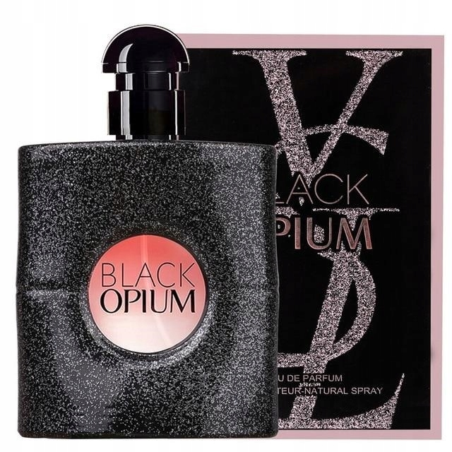 Black Opium Luca Bossi 85ml Perfumy