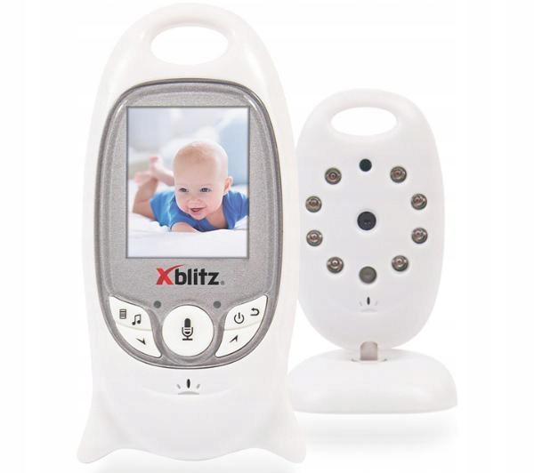 Elektroniczna niania Xblitz Baby Monitor Kamera