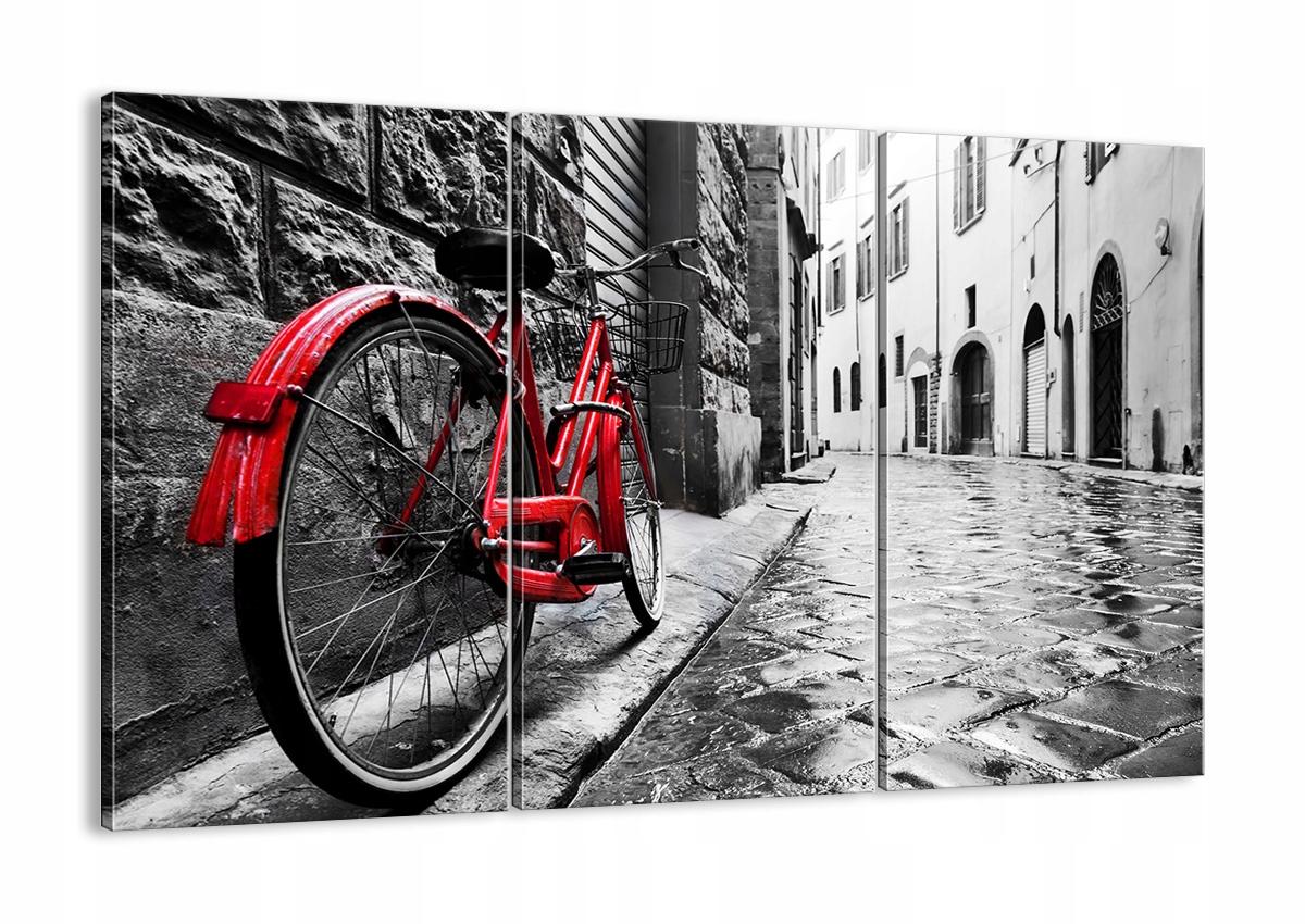 Maľovanie na plátno Street Bike Retro CE165x110-3186