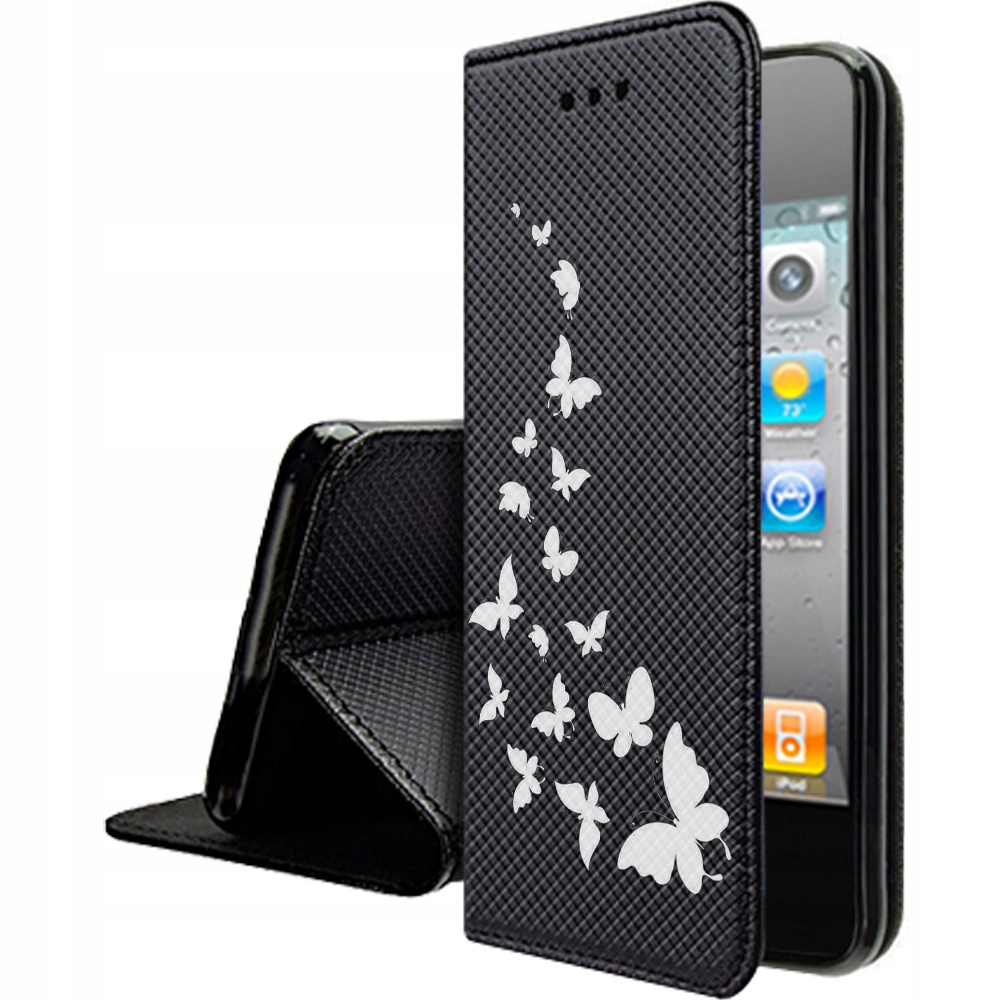 150 wzorów Etui Smart Magnet do Apple Iphone 4/4S