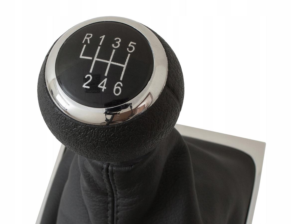 GAŁKA ZMIANY BIEGÓW + MIESZEK VW Passat B6 B7 CC