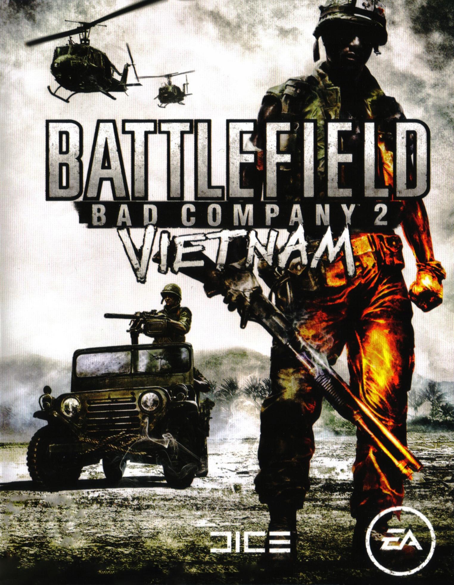 Battlefield Bad Company 2 Vietnam Dlc Klucz Stan Nowy 9537095607 Allegro Pl