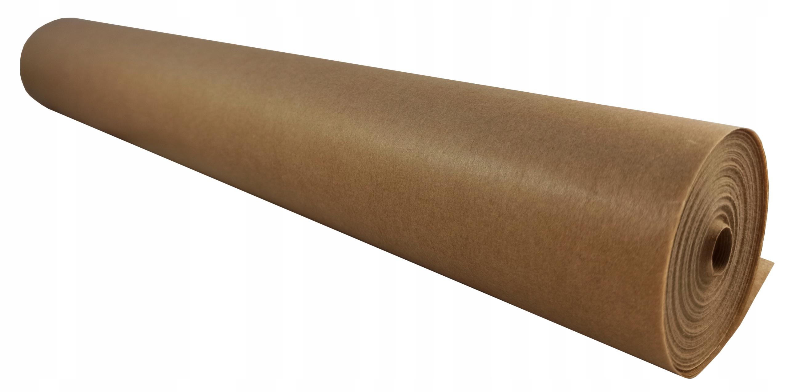 Выпечка бумаги коричневый силикон 38cmx50m