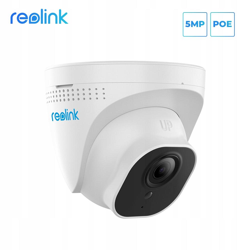 Kamera kopułkowa (dome) Ip Reolink RLC-520 5 Mpx