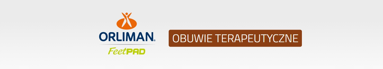BUTY ORTOPEDYCZNE TERAPEUTYCZNE QUIBERON OF1410 36 Model OF1410