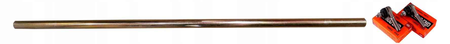 тяга рулевая усиленный regulow наконечники 555