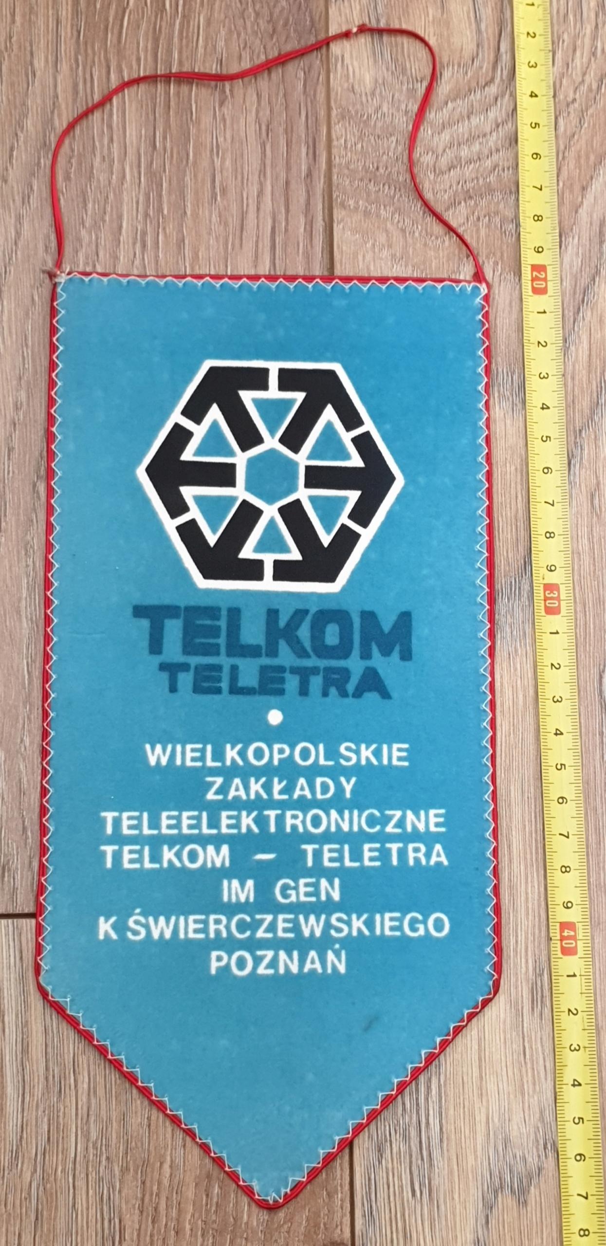PROPORCZYK TELKOM-TELETRA POZNA ZLOT WALTEROWCOW