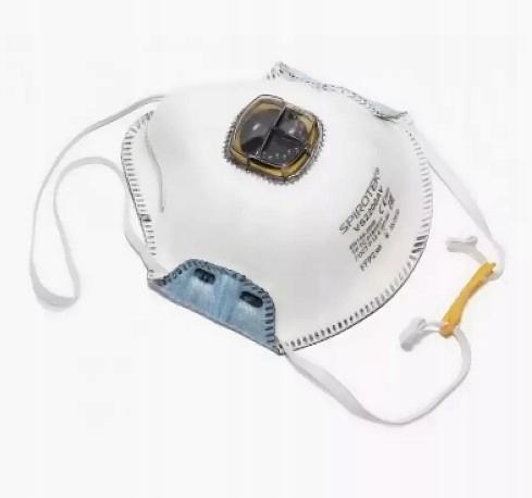 Купить FFP2 Spirotek ANTI-VIRUS маска качества JSP 3M CE на Otpravka - цены и фото - доставка из Польши и стран Европы в Украину.