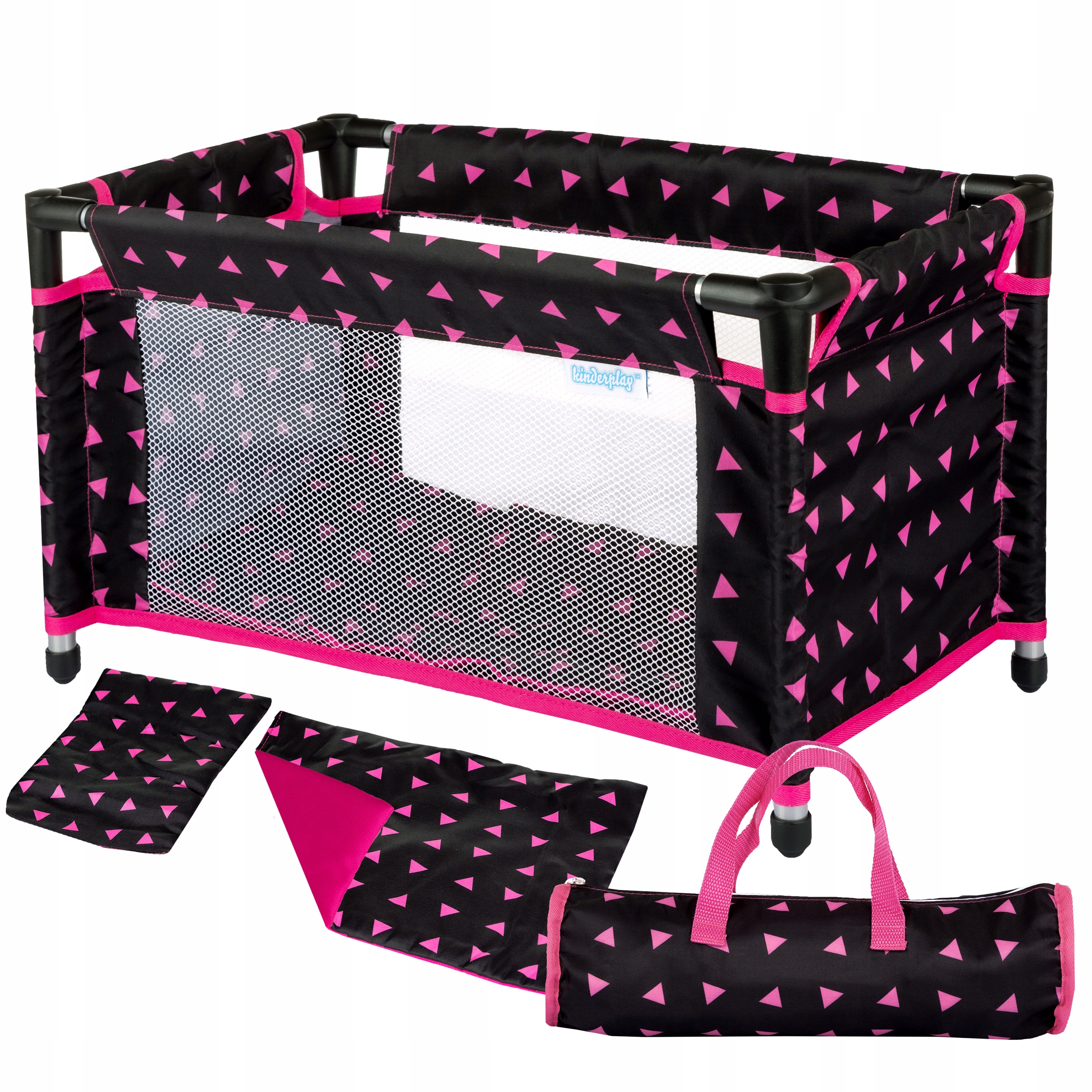 TURISTICKÝ PLAYPEN KINDERPLAY BOLL BED