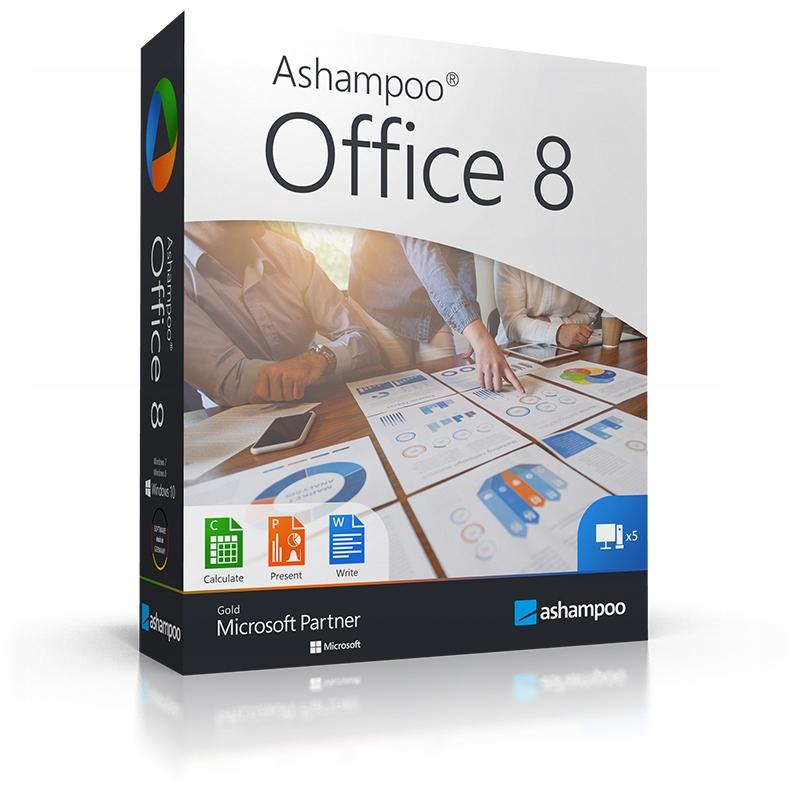 Program Biurowy Office 8 Ashampoo Sklep Komputerowy Allegro Pl