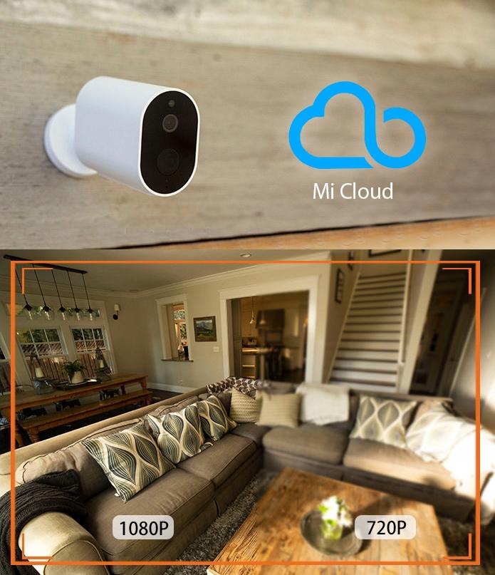 IMILAB Kamera IP FHD ZEWNĘTRZNA CHMURA DETEKCJA Model CMSXJ11A