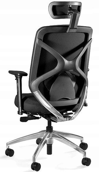 Stolička otočná stolička ergonomic Jedinečný HRDINA