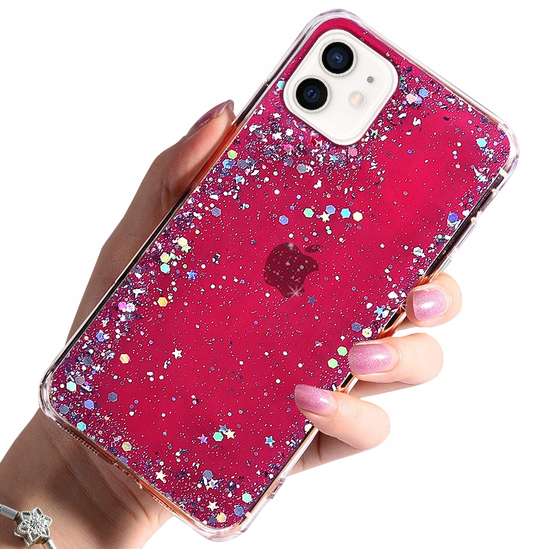 Etui do iPhone 11 CASE BROKAT + SZKŁO 9H