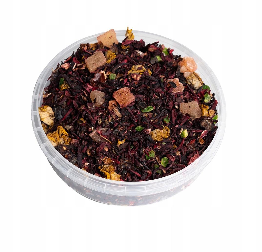 Чай фруктовый HIBISKUS ROSE MANGO Euforia 50 г
