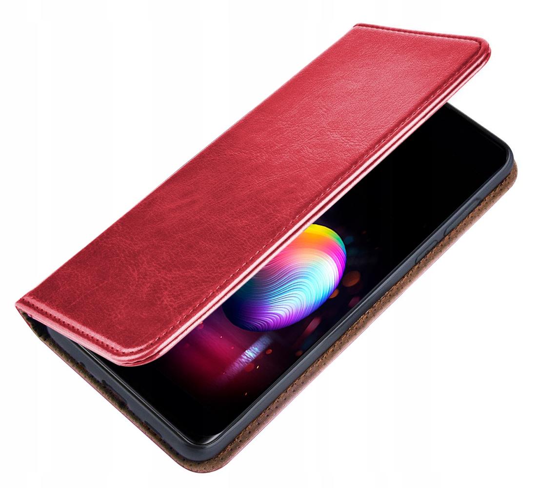 Etui do Motorola Moto G9 Play Skórzane Case Szkło Dedykowany model Motorola Moto G9 Play