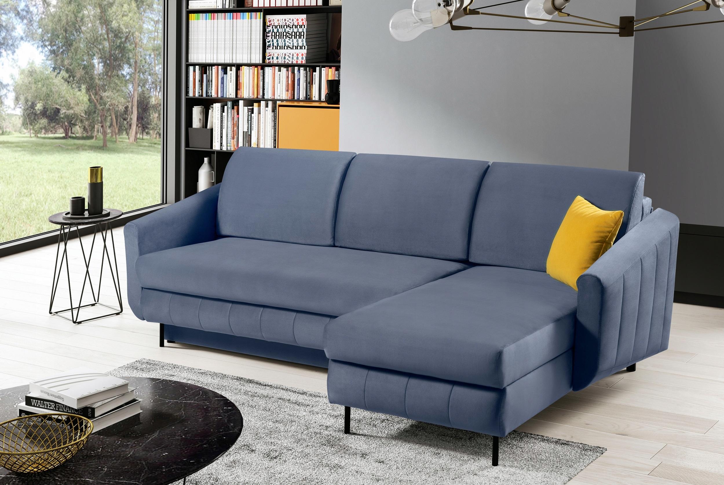 RINGO NEUE komfortable Wohnzimmer Eckfarbe