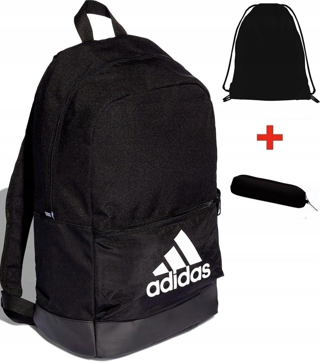 Zestaw Plecak Adidas Piornik Worek Na Buty Dt2628 9546717582 Allegro Pl