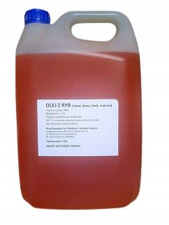 Olej z ryb 5 litrów