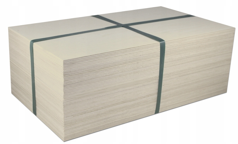 Фанера для лазера 3мм формат 500х300 см. Класс2 70шт