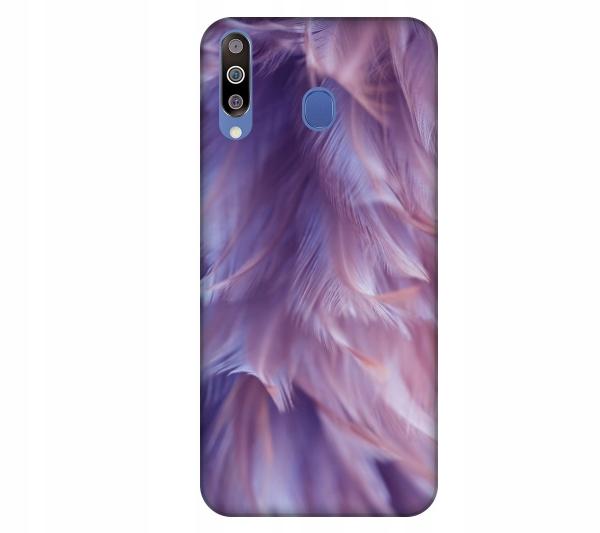 Etui na telefon Samsung Galaxy M30 Pióra
