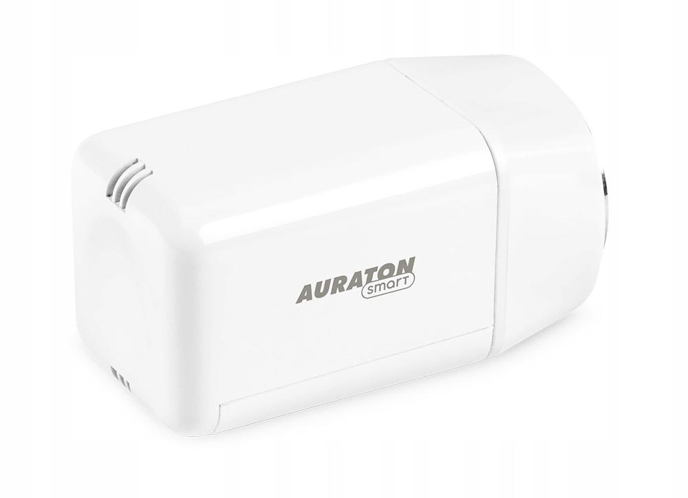 BEZPRZEWODOWY REGULATOR GŁOWICA WIFI AURATON SMART Kod produktu AURATON SMART - AURSMH2511010 / AURSMC1001010