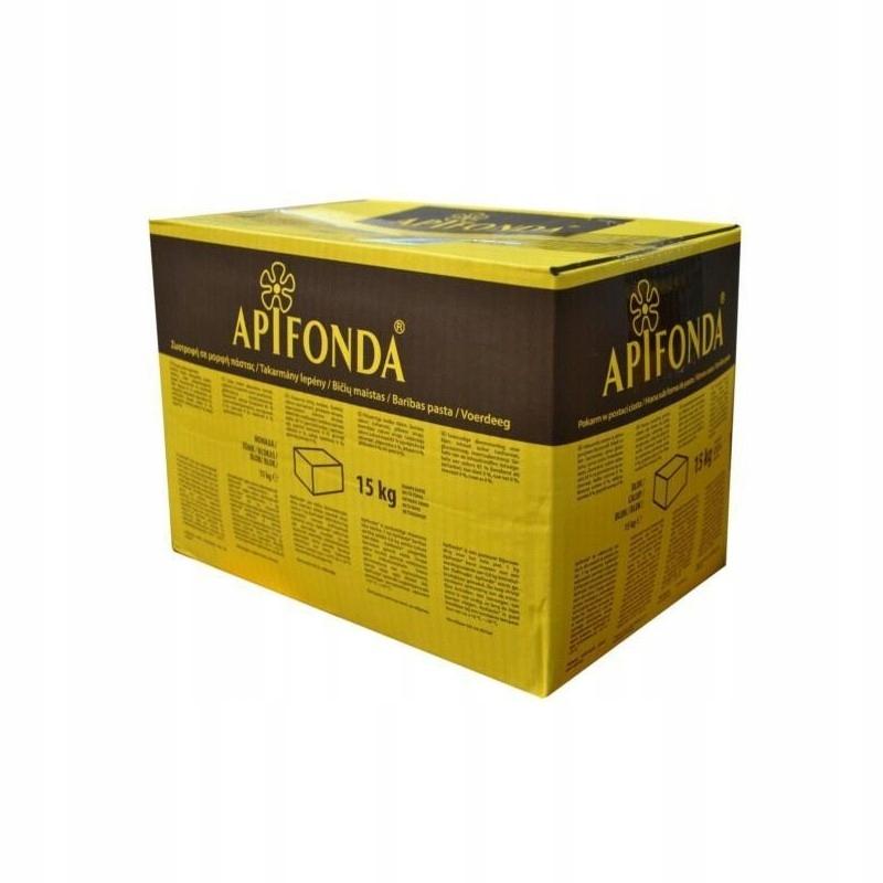 Apifonda fondant pszczeli ciasto - karton 15kg
