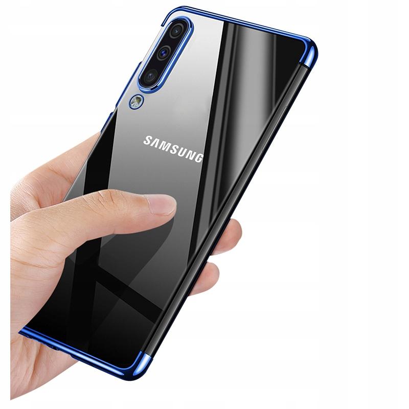 Чехол HYBRID ELEGANCE для Samsung Galaxy A70 + GLASS